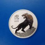 オーストラリア プラチナ干支コイン 1オンス 寅年 2022年 新品未使用