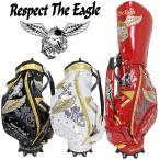 RESPECT THE EAGLE リスペクト ザ イーグル カートキャディバッグ CBEG-001 エナメル素材