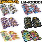 LOUDMOUTH ラウドマウス  アイアンカバー 9個セット LM-IC0001