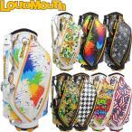 【代引き発送不可】 LOUDMOUTH ラウドマウス  LM-CB0002 キャディバッグ