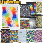 ショッピングシューズケース LOUDMOUTH ラウドマウス  LM-SC0001 シューズケース