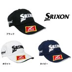DUNLOP(ダンロップ) スリクソン ゴルフキャップ SRIXON SMH6130X プロ着用モデル