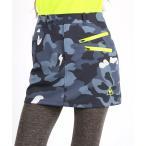 SALE Agile カモフラ柄ポンチスカート le coq golf ルコックゴルフ 19秋冬新作 ゴルフウェア レディース スカート