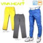 60%OFF VIVA HEART ビバハート ゴルフウエア メンズ パンツ 大きいサイズ メランジストレッチパンツ 011-76812 春夏 秋冬