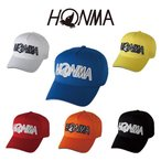【2017年モデル ホンマ契約プロ着用!】 HONMA ホンマゴルフ キャップ 591-317622 【TEAM HONMA プロ着用モデル】