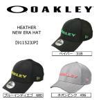 【2017年ニューモデル 在庫限り!即納です。】オークリー ヘザー ニューエラ スナップ バック ハット キャップ/帽子 【911523JP】