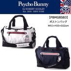 【2018年モデル】PSYCHO BUNNY サイコバニー ゴルフ WIT S/B ボストンバッグ PBMG8SB3
