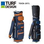 ターフデザイン ゴルフ TURF DESIGN キャディバッグ  TDCB-1971【2019年秋冬モデル 今だけ内緒価格!】
