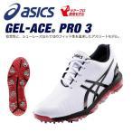 【 2017年モデル】 アシックス×ダンロップ ゲルエース プロ3 TGN920 ゴルフシューズ 靴...