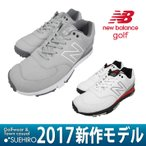 ショッピングゴルフ ニューバランスゴルフ New balance GOLF ゴルフ ゴルフシューズ (25/25.5/26/26.5/27/27.5/28cm:メンズ) 2017新作モデル