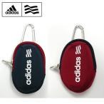 アディダス ボールケース AWT04 新品 adidasボールポーチ小物入れ小物用バッグゴルフ用品ボールホルダー