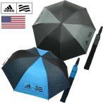 [クーポン有]アディダス UVアンブレラ(折りたたみ傘) 直径130cm adidas[USモデル][新品]ゴルフ傘 かさ 日傘 晴雨兼用 おりたたみ傘 ショート