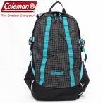コールマン COLEMAN バックパック BREEZE25 ブラック×ターコイズ 25リットル 2000032757 新品 ブリーズ25 メンズ レディース アウトドア リュックサック