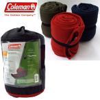 コールマン Coleman アウトドア寝具 寝袋 フリース 2000031796 新品 封筒型寝袋