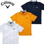 キャロウェイ Callaway ゴルフ メンズウエア ポロシャツ 半袖 241-7257526 新品