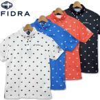 フィドラ 2018 メンズ 半袖 ポロシャツ FDA0324 18SS