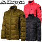 カッパゴルフ Kappa Golf COLLEZIONE メンズ クロコダイルジャカード ダウン ブルゾン KG452OT28 ゴルフウェア[新品][クーポン有][60%off]