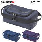 ルコックスポルティフ ポーチ QQBOJA43 19FW Le coq sportif ゴルフ golf 小物入れ ポーチ スポーツバッグ