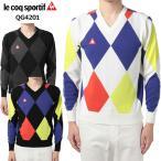 ルコック ゴルフ メンズウエア セーター QG4201 新品 ルコックスポルティフ Le coq sportif セーター、トレーナー