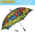 ラウドマウス Loudmouth ゴルフ ゴルフ用傘 アンブレラ Tags 726114-029 タグス 直径120cm 新品 2016 日本規格 ラウンド用品