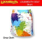 [割引クーポンあり]【Sale】【日本規格】【レディース】2016 Loudmouth(ラウドマウス) スカート(001)Drop Cloth ドロップクロス 726206【新品】
