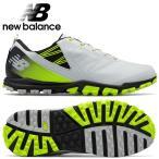 ニューバランス ゴルフシューズ  2018 スパイクレス Minimus SL NBG1006 (Grey/Green/Black) 幅:2Eモデル[新品・US正規品]New Balance