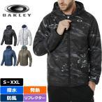 Oakley オークリー メンズ フルジップ 中綿ジャケット 412593 Enhance Graphic Isulation Jacket 7.3 18FW 長袖 長そで ブルゾン レディース アウター