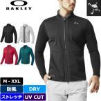 オークリー Oakley ゴルフウェア スカル メンズ セーター ジャケット Skull Merged Sweater Jacket 4.0 412635JP 18FW ブルゾン ニット
