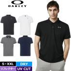 オークリー Oakley メンズ 半袖 ポロシャツ 457726 Enhance Techical Polo.19.01 457726 19SS メール便発送