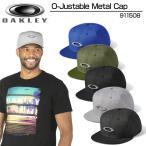 [クーポン有]オークリー NEW ERAコラボ Oジャスタブルメタルキャップ 911508 Oakley O-Justable Metal Cap USモデル[新品]ニューエラ帽子メンズレディース