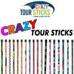[クーポン有][US直輸入]CRAZY TOUR STICK(クレイジーツアースティック) 2本1組 全18色[新品]クレージー