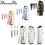 [クーポン有]Romaro(ロマロ) Tour Model Slim Type Caddie Bag Plane 8.5型キャディバッグ ヘッドカバー付 ツアーモデルスリムタイプキャディバッグ 全4色