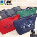 ターフデザイン ミニトートバッグ TDMT-1773 日本正規品 新品 TURF DESIGN 17FW ゴルフ用バッグ カートバッグ ラウンドバッグ カートポーチ