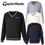 テーラーメイド TaylorMade ゴルフ メンズウエア 長袖 セーター LOA91 2017 秋 冬 新品 17FW アウター