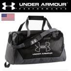 UNDER ARMOUR アンダーアーマー UA Hustle-R SM Duffle 1256657 ダッフルバッグ USモデル 新品ボストンバッグ