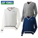 [クーポン有][50%off]ヨネックス 2016 メンズVネックセーター GWF2041[新品]YONEX16FW男性用MEN'SMENS'紳士用ニット長袖