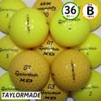 テーラーメイド イエローカラー シリーズ混合 3ダース(36個)セット Bランク TAYLORMADE 中古 ロストボール