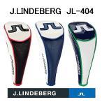 ジェイリンドバーグ J.LINDEBERG JL-404 ドライバー用ヘッドカバー 40%OFF 在庫限り 即納