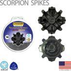 【即納】 チャンプ CHAMP スコーピオン (SCORPION SPIKES) SLIM-LOK(18個入) スパイク鋲 US純正品 CHP75240