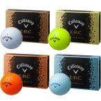 キャロウェイ☆Callaway ERC(イーアールシー) ゴルフボール(12個入) 【日本正規品】 【200円ゆうメール対応】