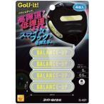 ゴルフ クラブ パーツ スイング ウェイト ライト G-437 バランスアップ (台紙) G-437