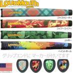 ラウドマウス☆LoudMouth オーバーサイズ パターグリップ (ピストル) LMJPJ 【200円ゆうメール対応】
