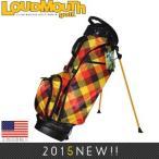 【即納】ラウドマウス loudmouth スタンドバッグ Cheezburger Stand Bag 2.0 LMSBCH