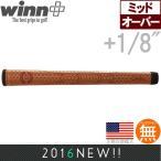 ショッピング円 グリップ ゴルフ ウッド アイアン用 ウィン ドライタック オーバサイズ +1/8 (ウィン20周年記念モデル) RW195