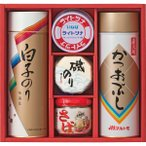 のり・かつおぶし・瓶詰・缶詰セットA