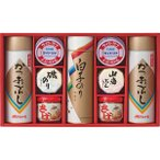 のり・かつおぶし・瓶詰・缶詰セットC