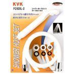 KVK シャワーホースセット PZ620L-2