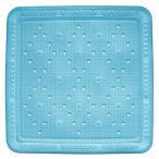 Kela(ケラ) 風呂マット ブルー サイズ:5555cm シャワーマット ブルー Kreta 22377