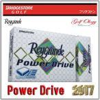 2017年モデル BRIDGESTONE ブリジストン ゴルフボール Reygrande Pawer drive レイグランデ パワードライブ 1ダース ※即納商品分