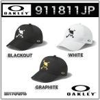 2017年モデル OAKLEY オークリー GOLF CAP ゴルフキャップ 911811JP ※平日限定即納商品